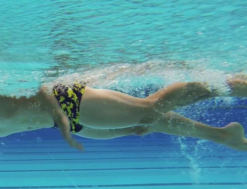 Why kicking in the swim is NOT a waste of time for triathletes
