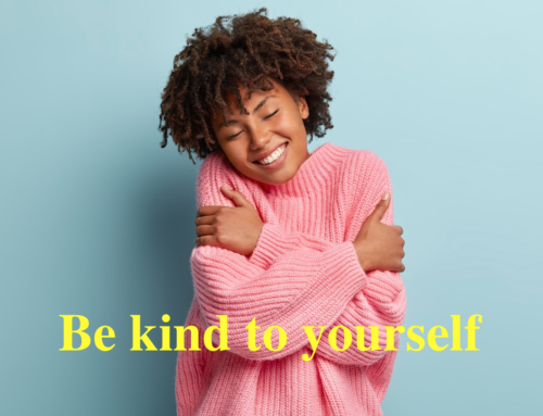 Why self-compassion is essential in building resilience