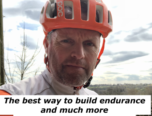 The best way to build endurance